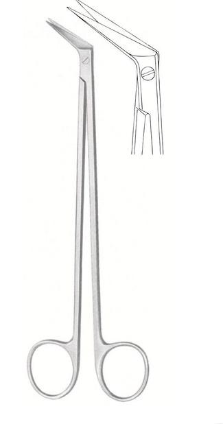 Potts-Smith - THORAX AND VASCULAR SCISSORS