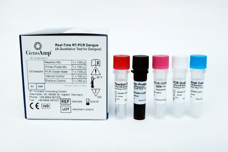 GenoAmp® Real-Time RT-PCR Dengue