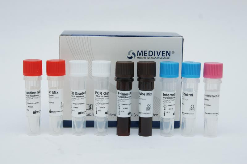 GenoAmp® Real-Time RT-PCR MERS-CoV