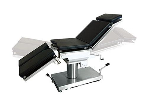 MANUAL HYDRAULIC OPERATING TABLE MODEL ST-IV