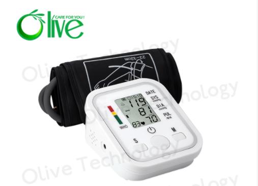Arm Type Blood Pressure Monitor OLV-B02