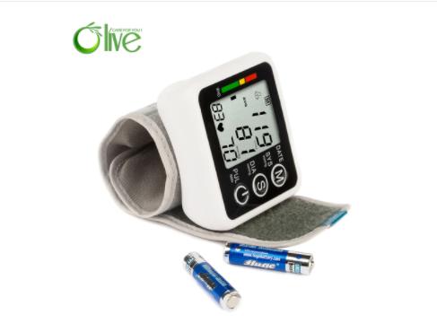 Wrist Blood Pressure Monitor OLV-002