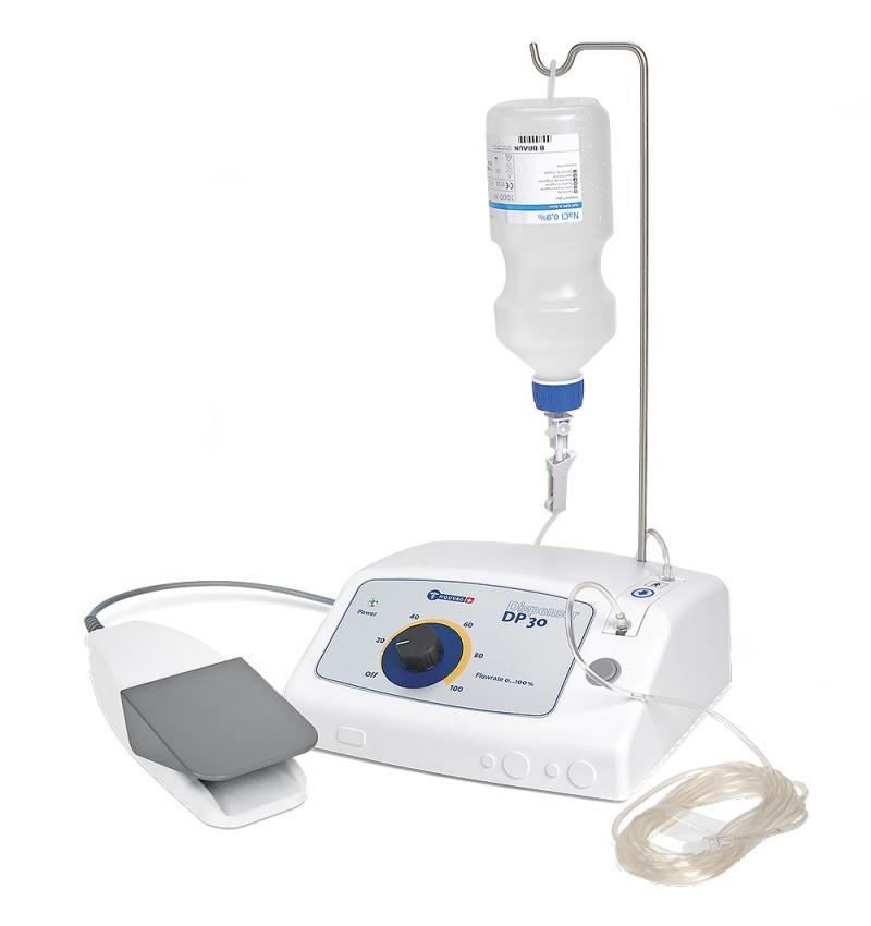 Dispenser DP 30, Infiltration pump
