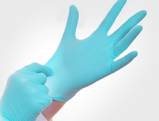NITRILE POWDER FREE