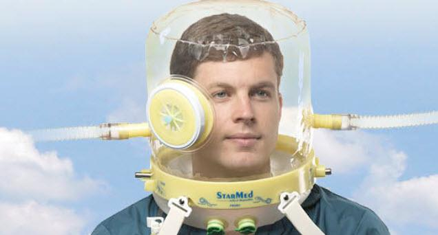 StarMed Respiratory Hoods and masks for CPAP therapy and NIV from Intersurgical