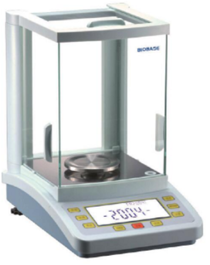 BA-C Automatic Inside Cal Electronic Analytical Balance