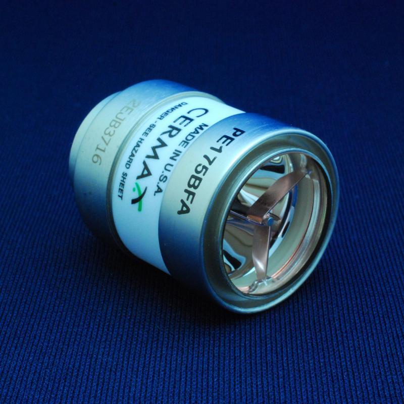 Excelitas (Perkin Elmer) PE175BF Xenon Short-Arc Lamp