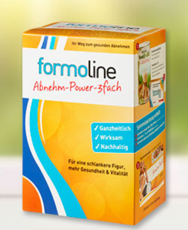 Formoline Detox Power Triple