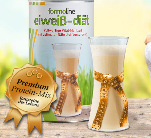 Formoline protein diet