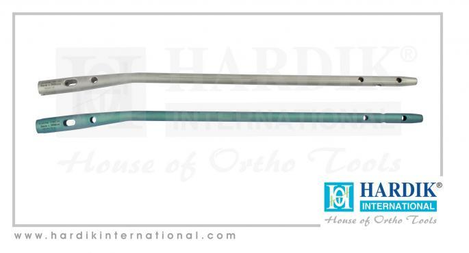 XL Interlocking Nail Tibia