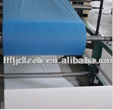 Disposable surgical bed sheet/bed cover sheet/laminated cover