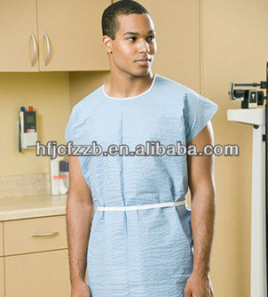 Disposable surgical drapes and gowns/patient surgical gowns