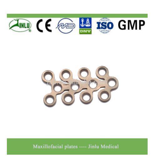 Maxillofacial plate DY type
