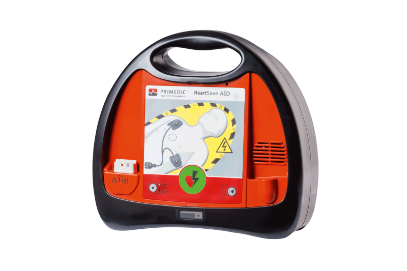 Automatic external defibrillator / public acess - HeartSave AED