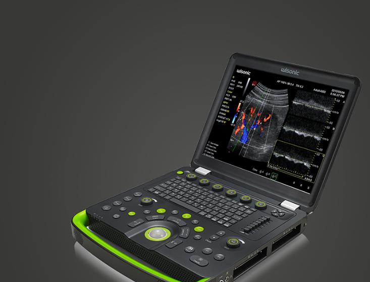 Clover Laptop Ultrasonic Diagnostic System