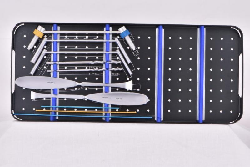 3.5 Small Fragment (Non-Locking) Instruments Set - Tray 1