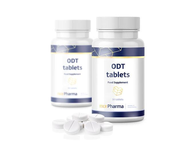 Orally dispersible tablets