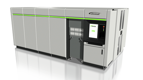 Omnicell XR2 Automated Central Pharmacy System