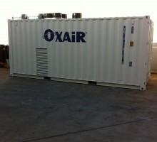 Nitrogen Membrane Systems Oxair Gas Systems PRISM®