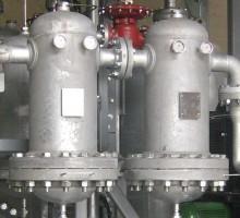 Air filtration Pressure Vessel Filters, High Pressure Vessels