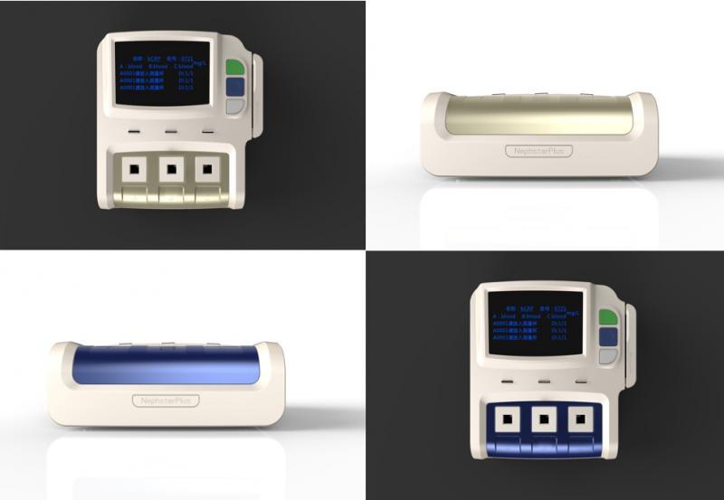 Nephstar Plus - Instrument - Goldsite Diagnostics Inc.