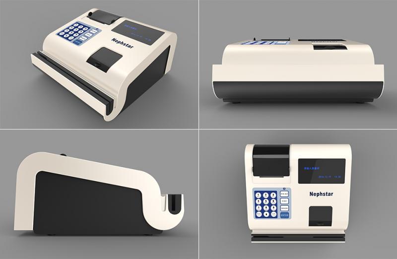 Nephstar - Instrument - Goldsite Diagnostics Inc.