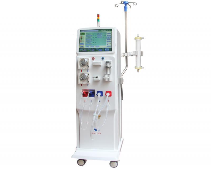 W-T2008-B haemodialysis machine - Chengdu Wesley Biotech