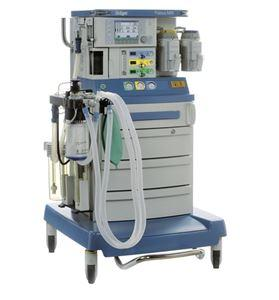 Dräger Fabius MRI Ventilator Is Designed To Enhance Workflow