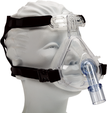 The Advantage Series Full Face Mask - Vyaire