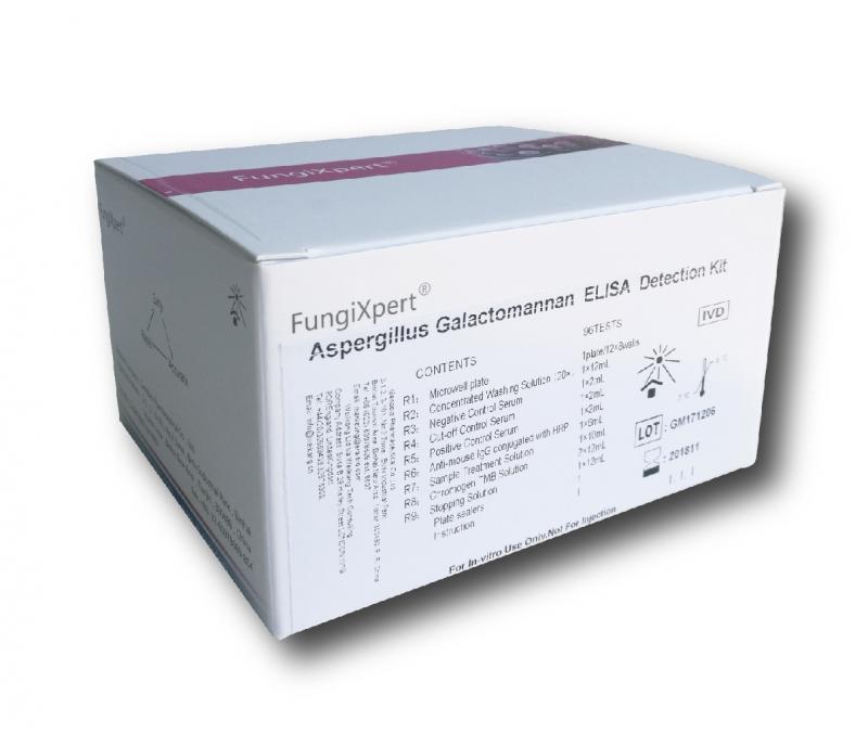 FungiXpert Aspergillus Galactomannan ELISA Detection Kit-Tianjin Era Biology Technology Co., Ltd.