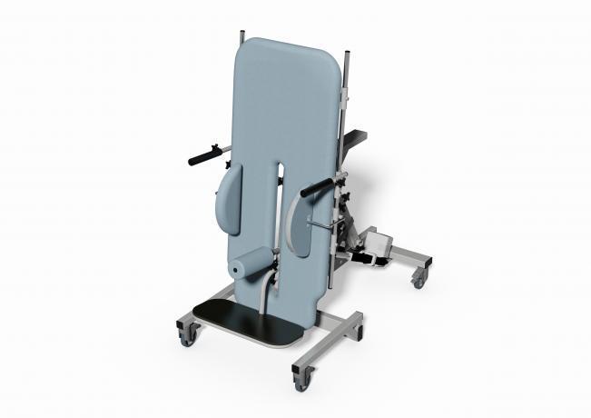Model 501P Paediatric Tilt Table