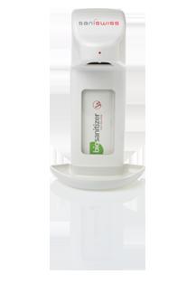 Dispensers  - Saniswiss | accessories