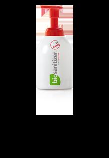 Hand Foam Sanitizer H - Saniswiss biosanitizer | eco-friendly sanitizers
