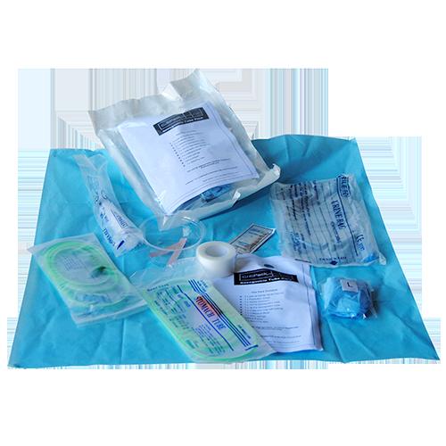 CritiPack™ Nasogastric Tube Pack