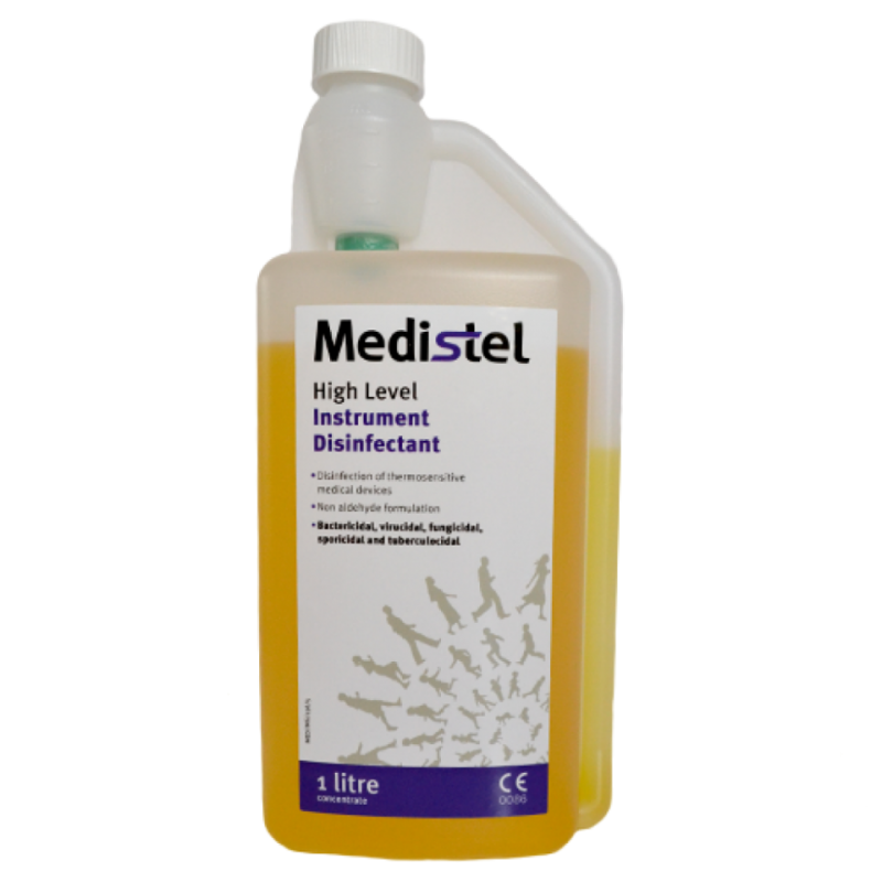 Medistel High Level Instrument Disinfectant