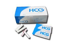 HCG test cassette - HCG - Nantong Egens Biotechnology Co.,LTD