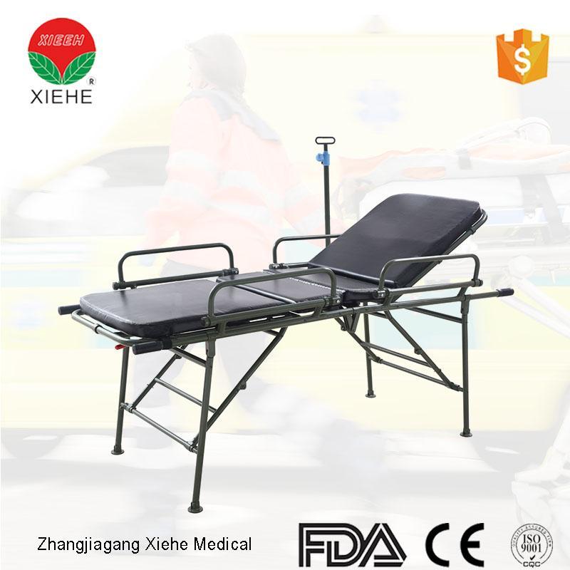 Aluminum Alloy Folding Stretcher YXH-1EG For Sale,Aluminum Alloy Folding Stretcher YXH-1EG Manufacturer & Supplier - Xiehe Medical