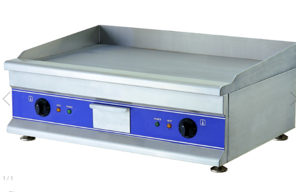 600MM FLAT TOP GRIDDLE	- FTT0600