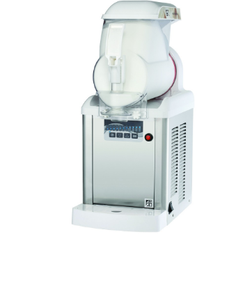 6LT SOFT ICE / FROZEN YOGURT MACHINE - TABLE MODEL	- SIM1006
