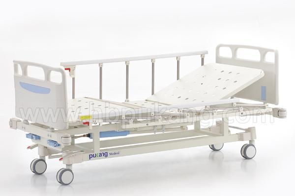 B-10 Full-fowler manual bed