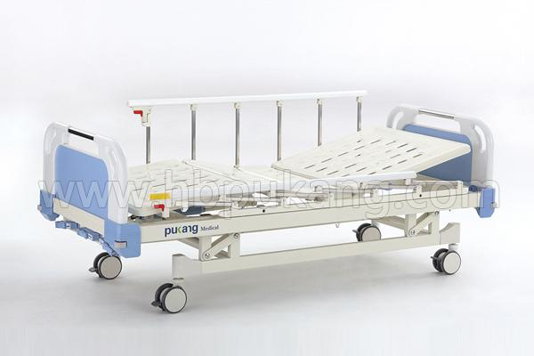 A-5 Three-function Manual Bed with ABS head/foot Board
