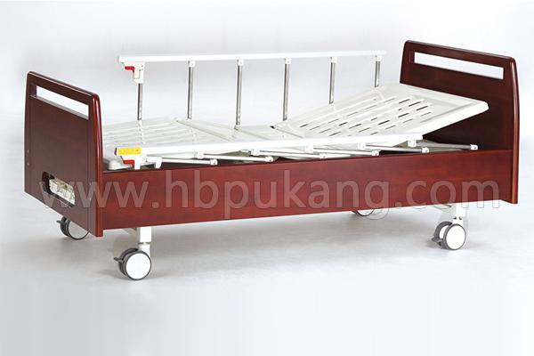 B-1 Movable full-fowler Manual Home Care Bed