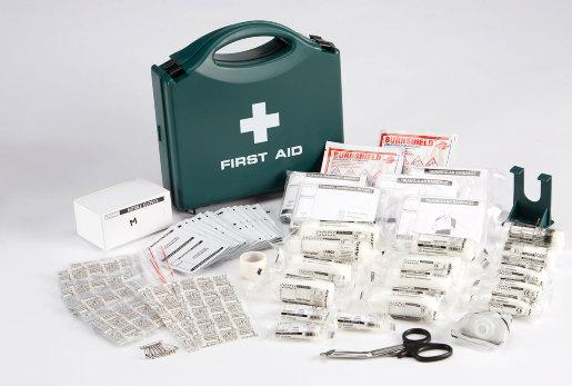 BS8599-1 First Aid Kit