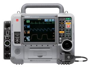 Physio Control Lifepak 15 Defibrillator | ReadyMedGo