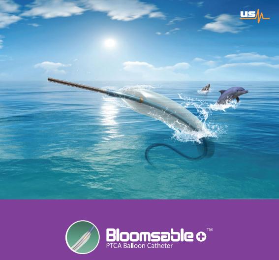 Bloomsable+™ PTCA Balloon Catheter