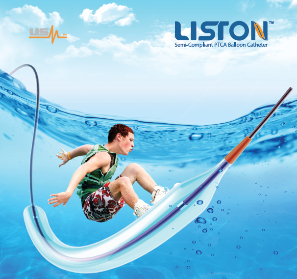 Liston™ Semi-Compliant PTCA Balloon Catheter