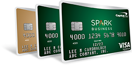Spark Business Credit Cards Capital One