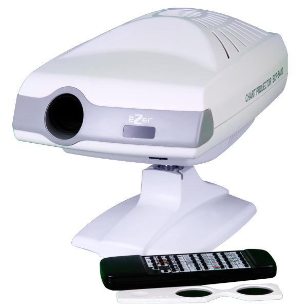 Ezer – Chart Projector – ECP-5400 – usa.usophthalmic.com