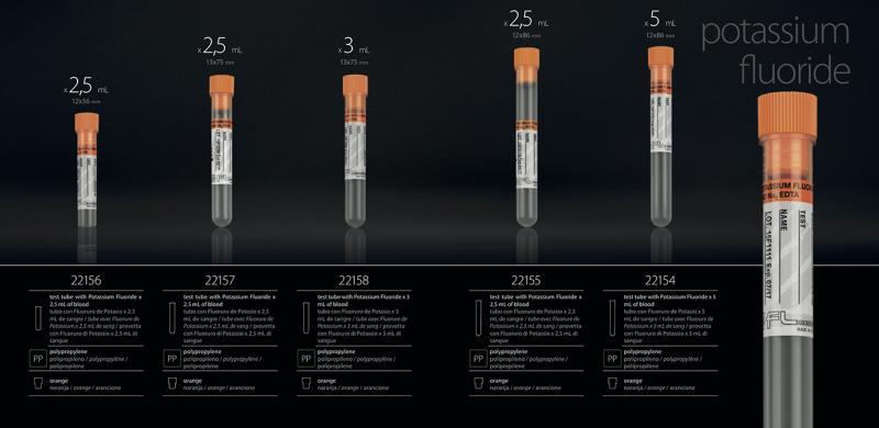 Blood collection tubes | Serum separator tubes FL MEDICAL