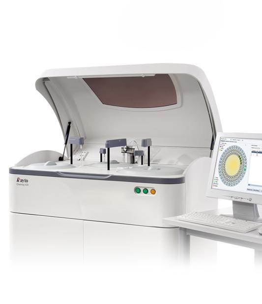 Chemray-420 Automated Chemistry Analyzer Rayto